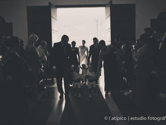 La boda de Pablo y Nieves en Málaga, Málaga 25