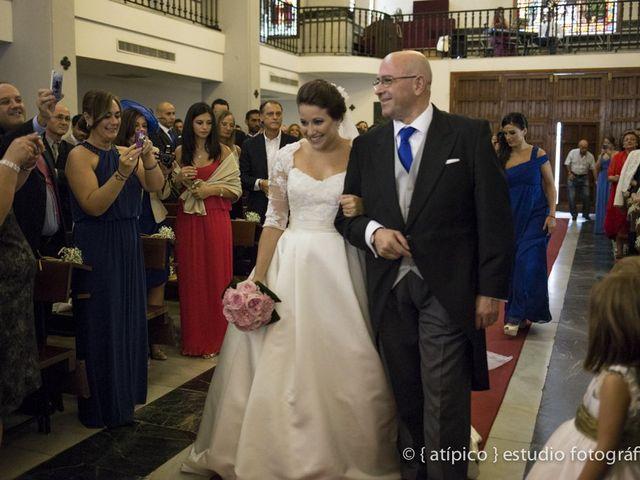 La boda de Pablo y Nieves en Málaga, Málaga 26