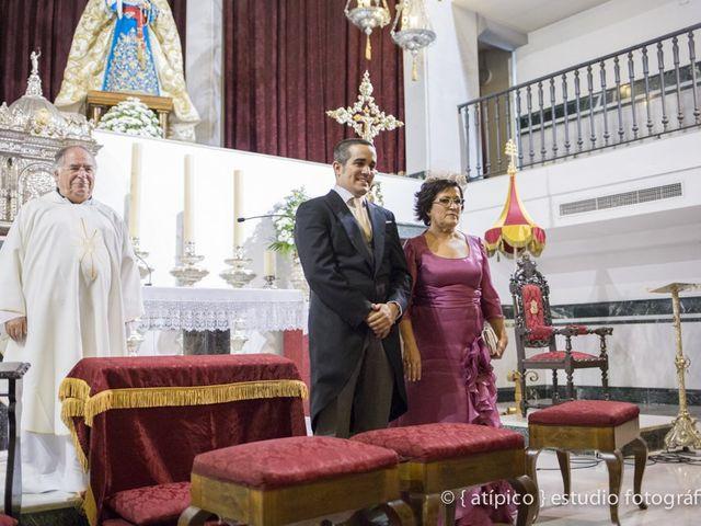 La boda de Pablo y Nieves en Málaga, Málaga 27