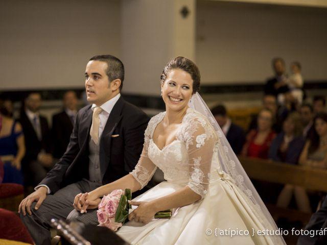 La boda de Pablo y Nieves en Málaga, Málaga 31