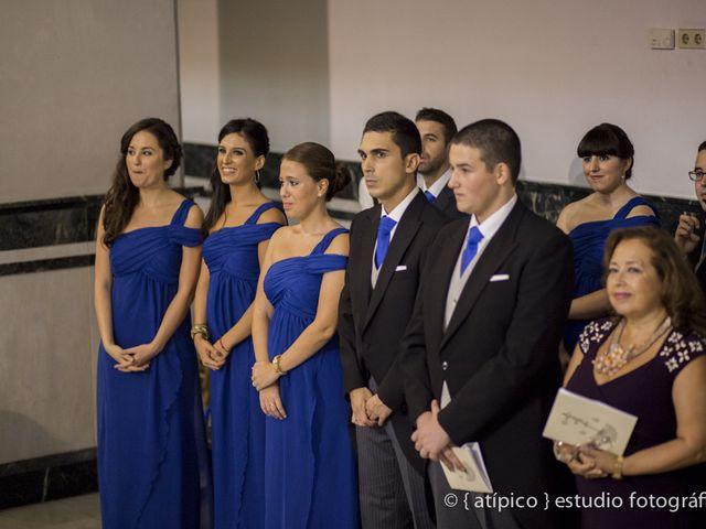 La boda de Pablo y Nieves en Málaga, Málaga 33