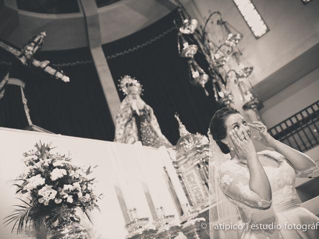 La boda de Pablo y Nieves en Málaga, Málaga 34