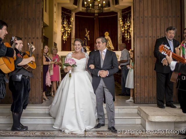 La boda de Pablo y Nieves en Málaga, Málaga 36