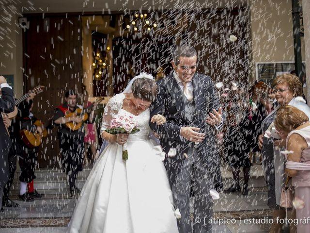La boda de Pablo y Nieves en Málaga, Málaga 37