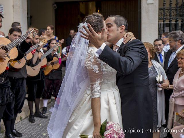 La boda de Pablo y Nieves en Málaga, Málaga 38