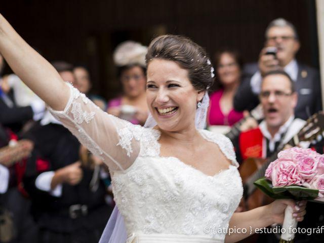 La boda de Pablo y Nieves en Málaga, Málaga 39