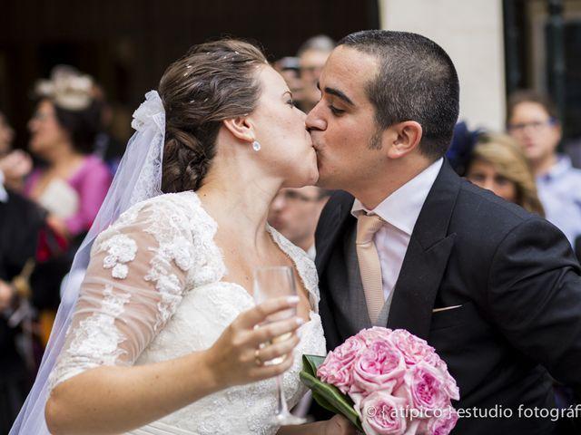 La boda de Pablo y Nieves en Málaga, Málaga 40