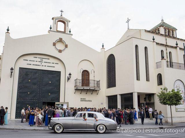 La boda de Pablo y Nieves en Málaga, Málaga 43