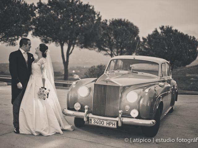 La boda de Pablo y Nieves en Málaga, Málaga 45