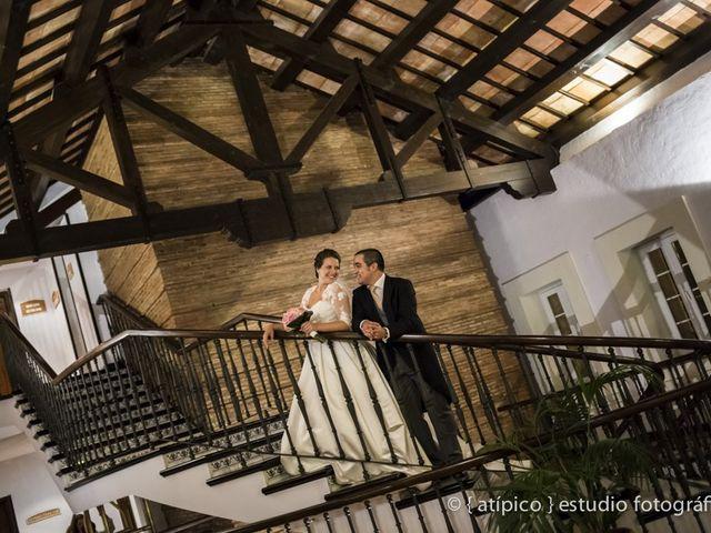 La boda de Pablo y Nieves en Málaga, Málaga 46