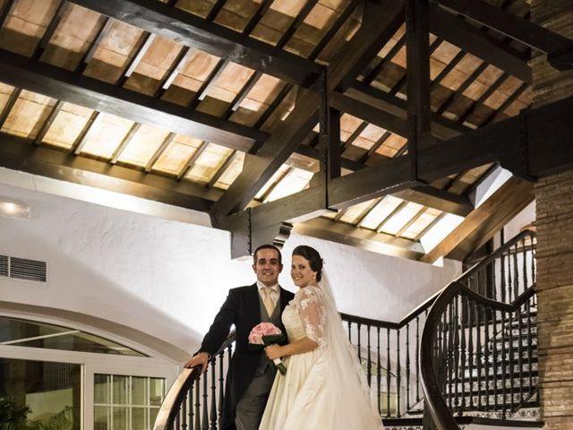 La boda de Pablo y Nieves en Málaga, Málaga 47