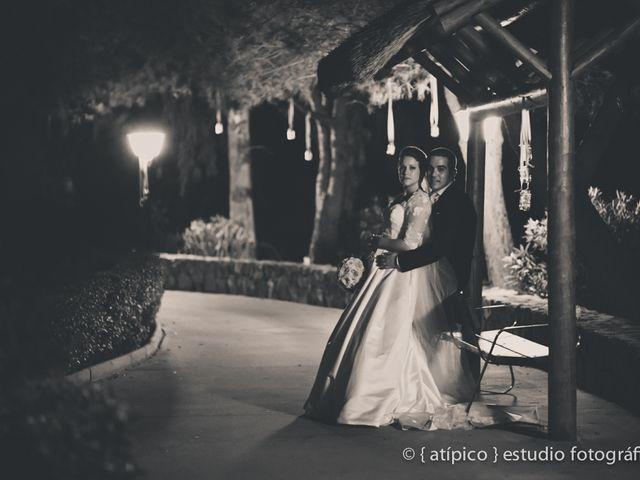 La boda de Pablo y Nieves en Málaga, Málaga 49