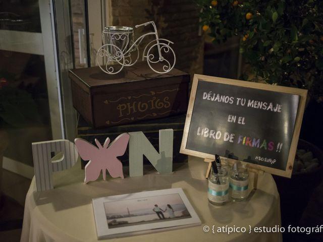 La boda de Pablo y Nieves en Málaga, Málaga 51