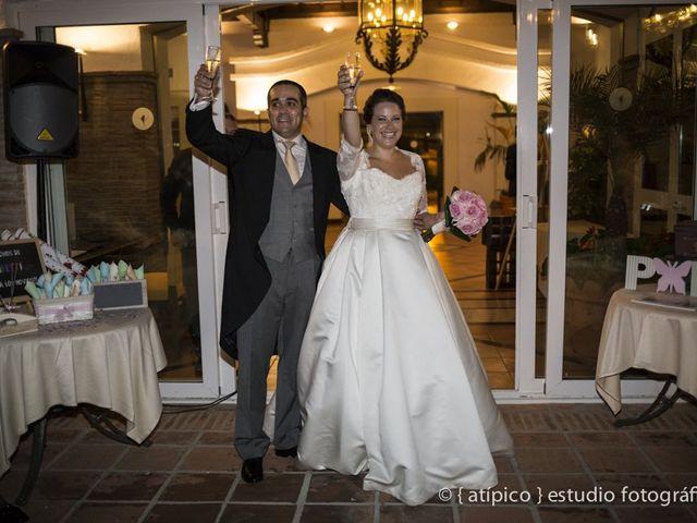 La boda de Pablo y Nieves en Málaga, Málaga 53