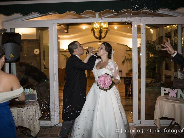 La boda de Pablo y Nieves en Málaga, Málaga 54