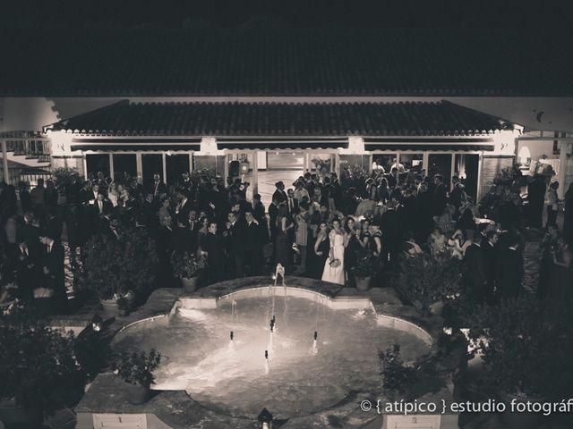 La boda de Pablo y Nieves en Málaga, Málaga 55