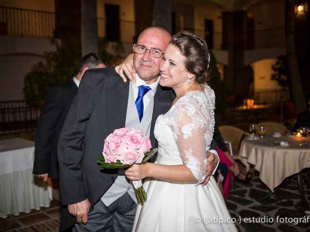 La boda de Pablo y Nieves en Málaga, Málaga 56