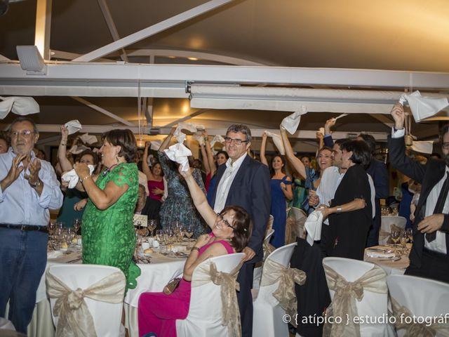 La boda de Pablo y Nieves en Málaga, Málaga 65
