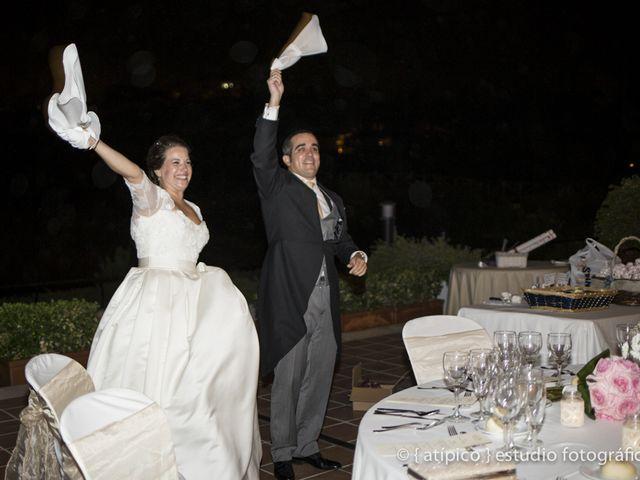 La boda de Pablo y Nieves en Málaga, Málaga 66