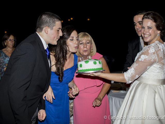 La boda de Pablo y Nieves en Málaga, Málaga 69
