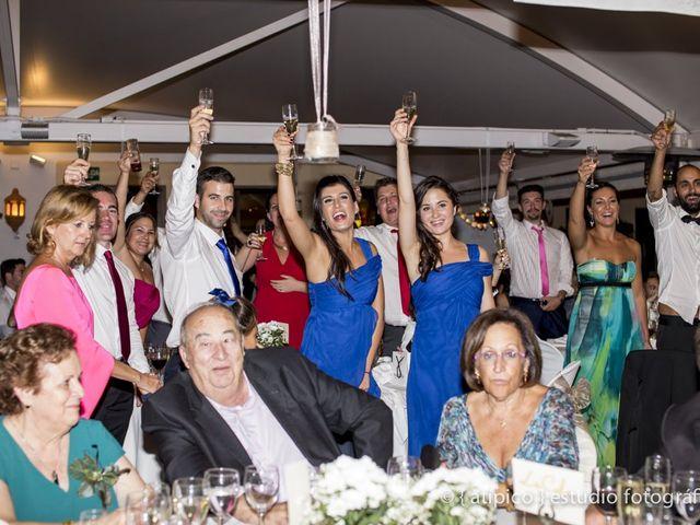 La boda de Pablo y Nieves en Málaga, Málaga 72
