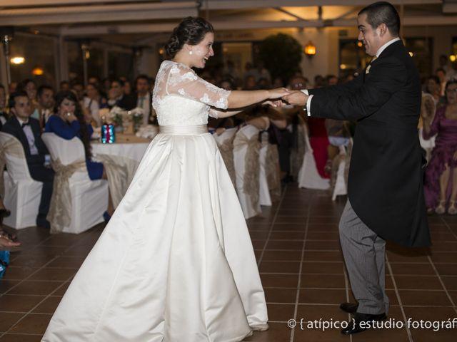 La boda de Pablo y Nieves en Málaga, Málaga 77