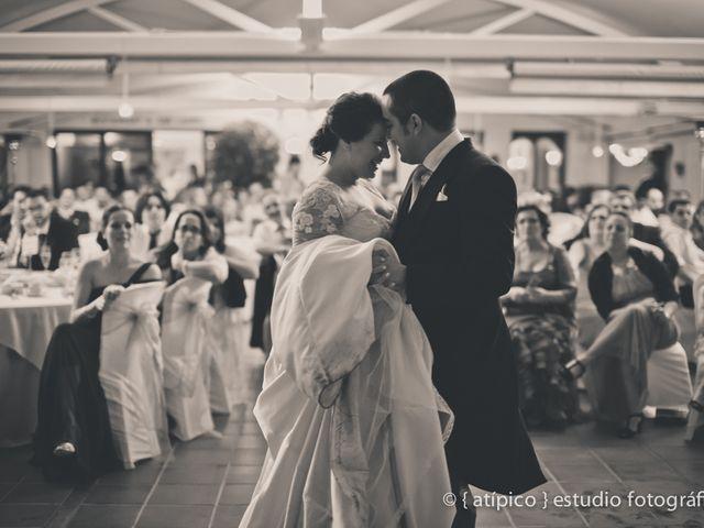 La boda de Pablo y Nieves en Málaga, Málaga 78