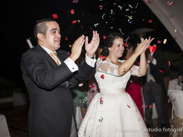 La boda de Pablo y Nieves en Málaga, Málaga 79