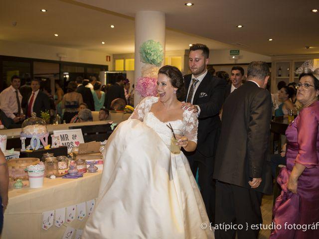 La boda de Pablo y Nieves en Málaga, Málaga 81