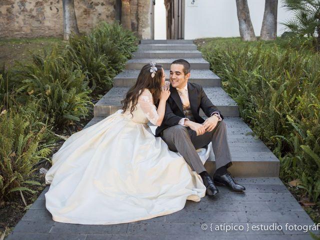 La boda de Pablo y Nieves en Málaga, Málaga 83