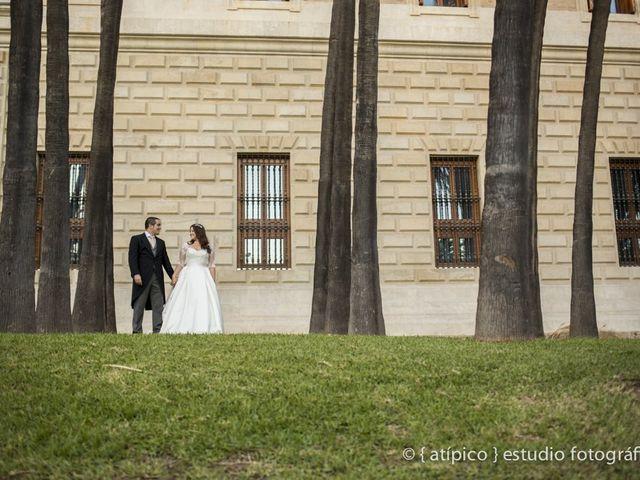 La boda de Pablo y Nieves en Málaga, Málaga 85