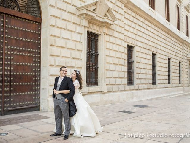 La boda de Pablo y Nieves en Málaga, Málaga 86