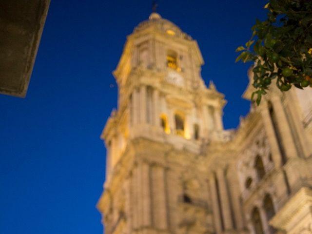 La boda de Pablo y Nieves en Málaga, Málaga 90