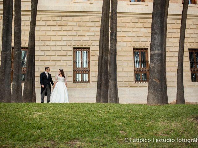 La boda de Pablo y Nieves en Málaga, Málaga 92