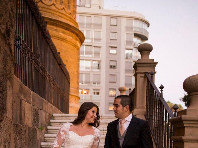 La boda de Pablo y Nieves en Málaga, Málaga 95