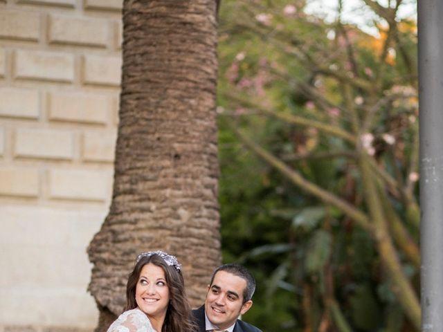 La boda de Pablo y Nieves en Málaga, Málaga 97