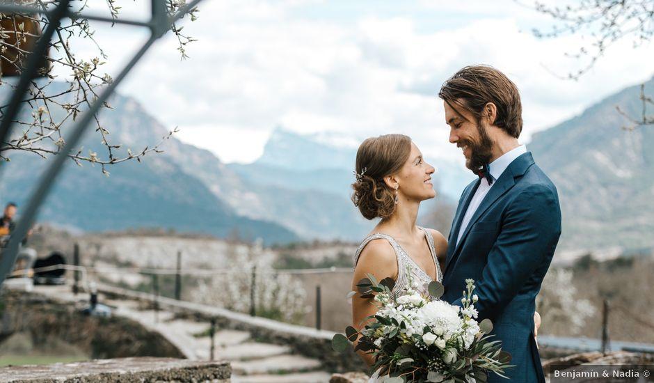 La boda de Blake y Andrea en San Felices (Albella), Huesca