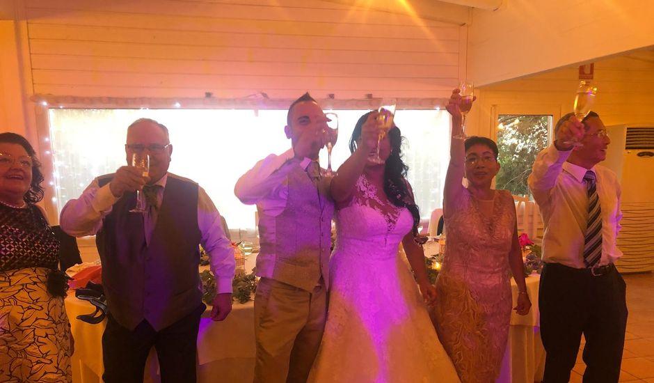 La boda de Miguel  y Siulyn  en L' Albiol, Tarragona