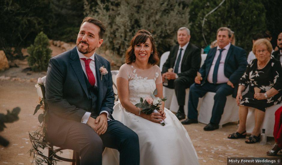 La boda de Manu y Regina en Elx/elche, Alicante
