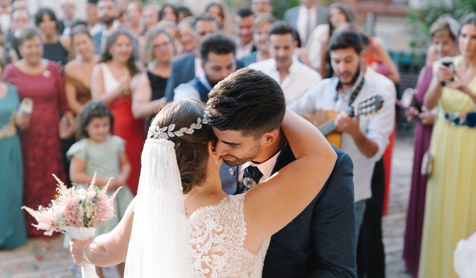 La boda de Rafael  y Jenifer  en Loja, Granada