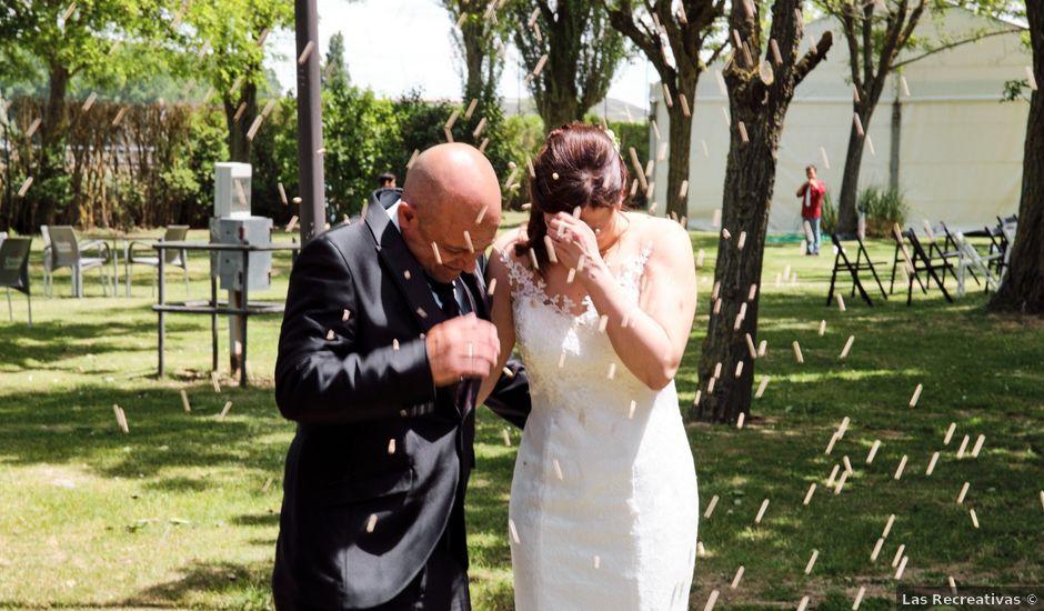 La boda de Roberto y Raquel en Burgos, Burgos
