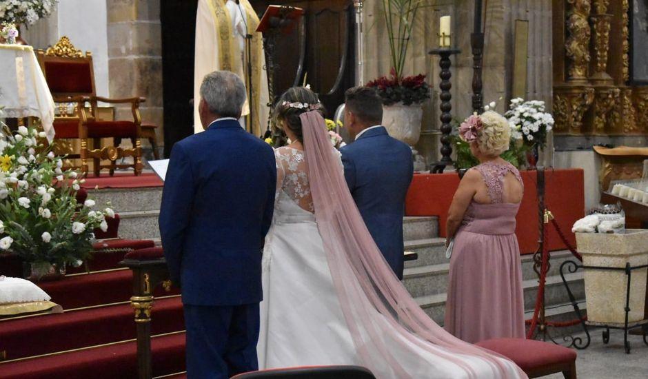 La boda de Jose y Angela en Montijo, Badajoz