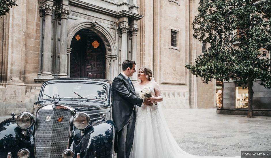 La boda de Julio y Marta en Granada, Granada