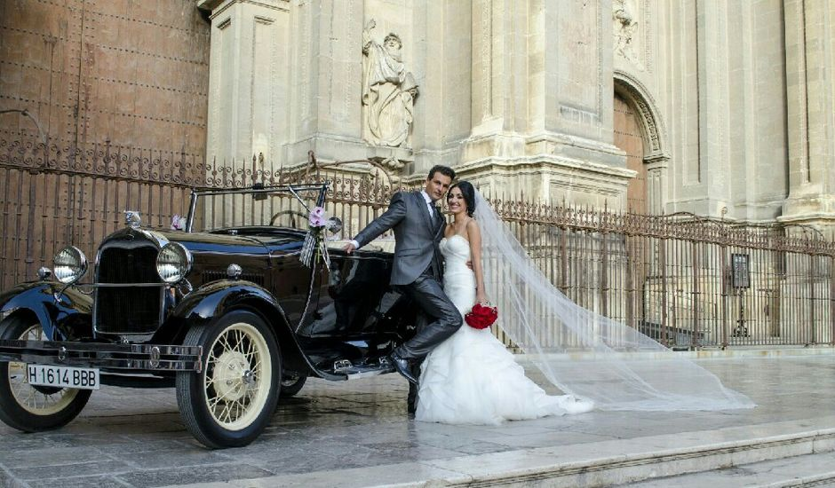 La boda de Rubén   y Zaida   en Granada, Granada