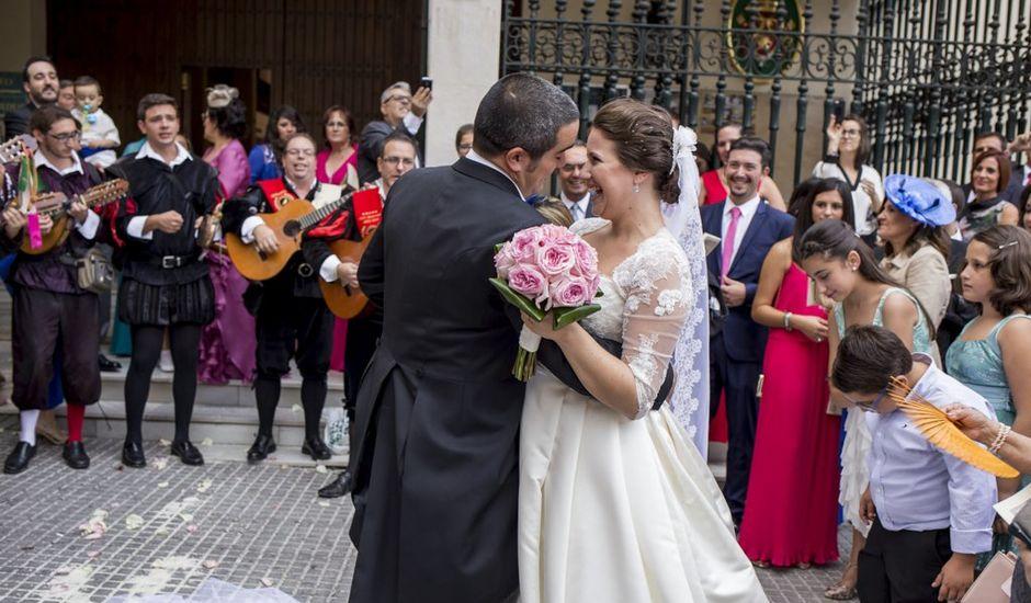 La boda de Pablo y Nieves en Málaga, Málaga
