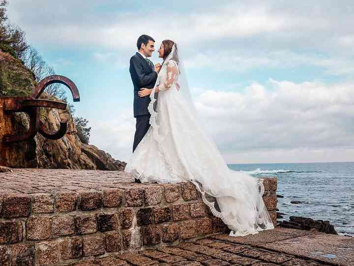 La boda de Natalia y Edu