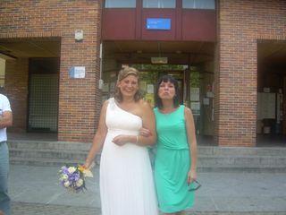La boda de Carlos y Dori 1
