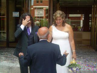 La boda de Carlos y Dori 3