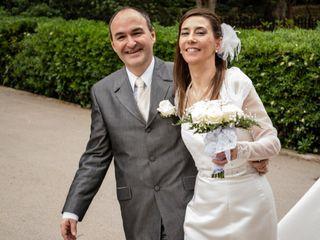 La boda de Pilar y Carles