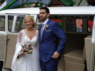 La boda de David Russo  y Ester Casquero 1